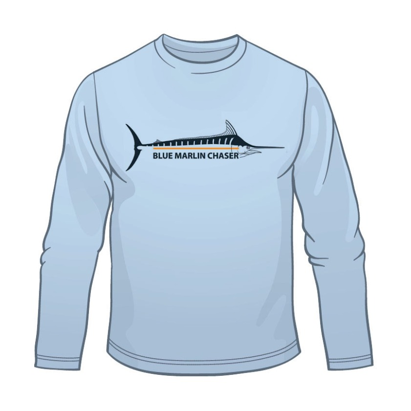 Blue Marlin Fishing TShirt